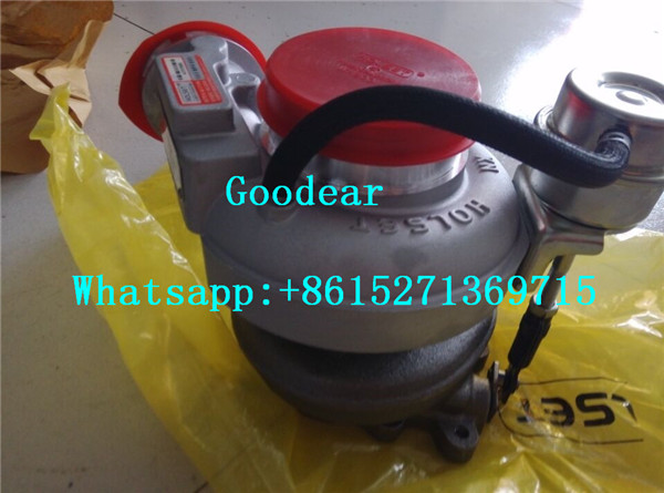 Dongfeng cummins ISDE diesel engine HE221W turbocharger 4039494