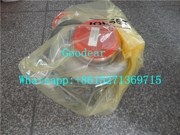 Dongfeng cummins 6L diesel engine HX40W turbocharger 3783604/4051033