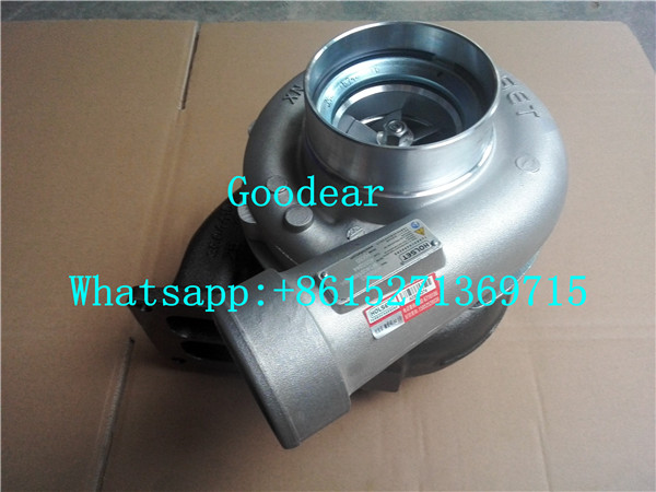 Dongfeng cummins M11 diesel engine turbocharger 3525237/3803024