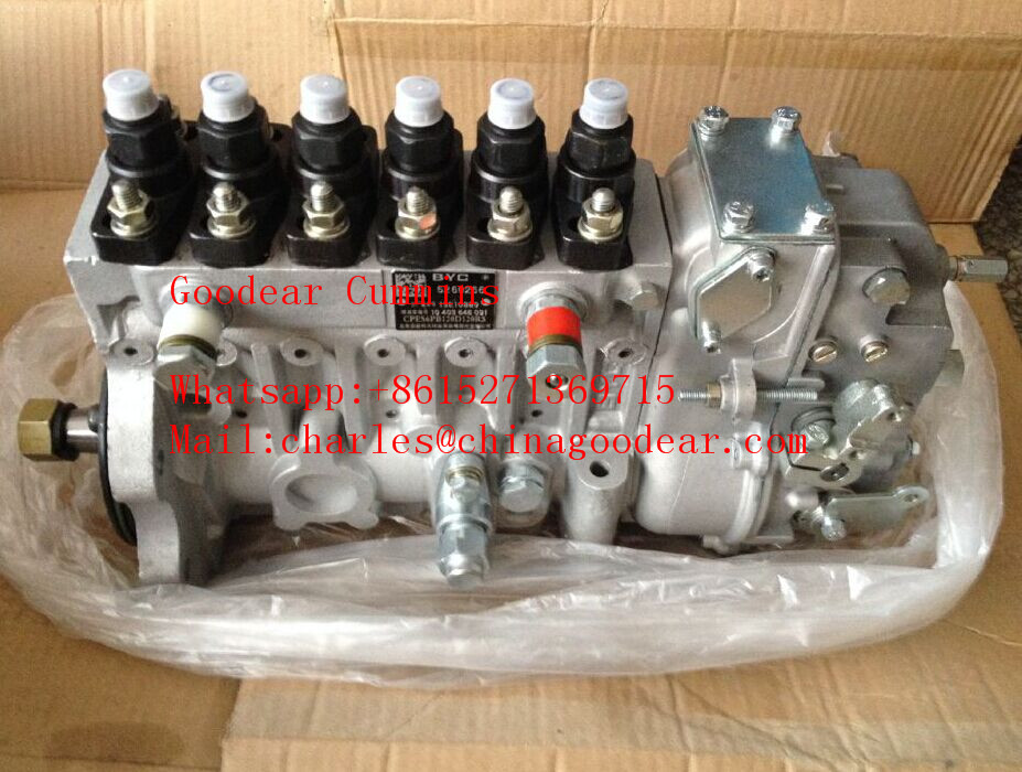 Dongfeng cummins 6CTA8.3 diesel engine fuel injection pump 5260266