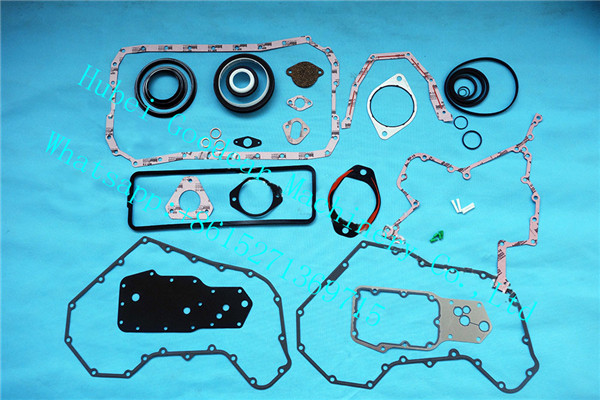 Dongfeng cummins 4BT3.9 diesel engine lower gasket kit 3802375