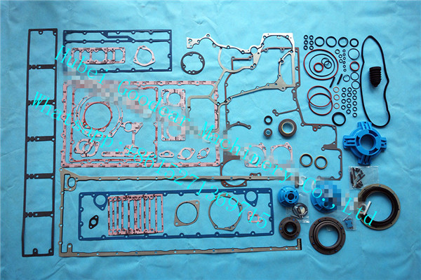 Chongqing cummins QSK19 diesel engine lower gasket kit 3804666/4089717