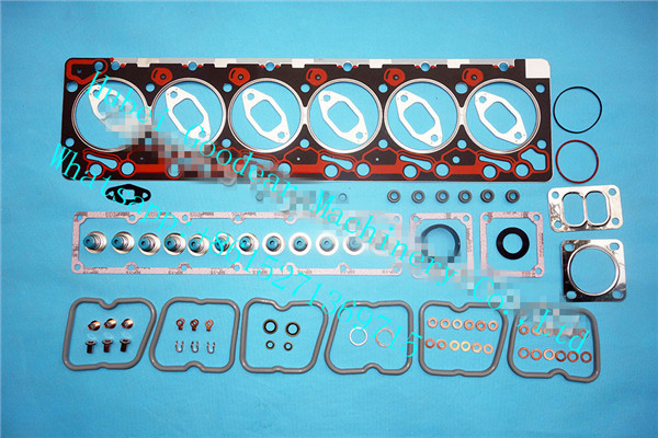 Dongfeng cummins 6BT diesel engine upper gasket kit 3804897/4089649