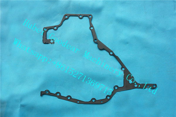 Dongfeng cummins 6CT diesel engine gear housing gasket 3944293