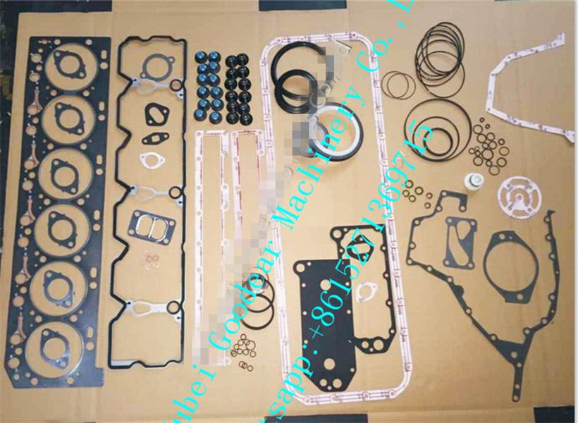Dongfeng cummins 6L diesel engine upper gasket kit 4089958/3800343