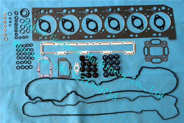 Dongfeng cummins QSL diesel engine upper gasket kit 4089978