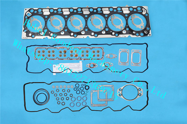 Dongfeng cummins isde diesel engine upper gasket kit 4955229