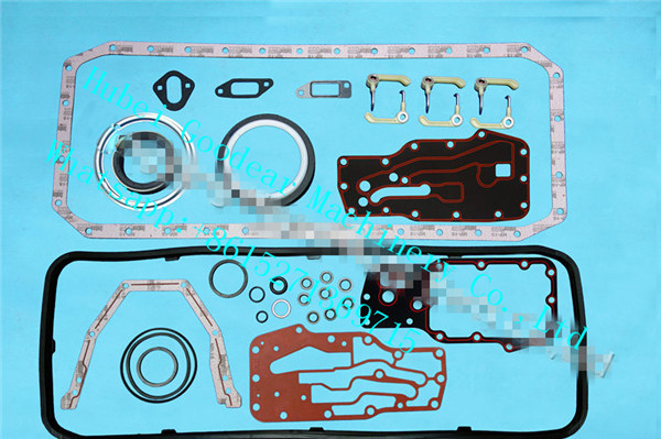 Dongfeng cummins isde diesel engine lower gasket kit 4955230