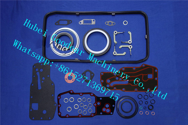 Dongfeng cummins isde diesel engine lower gasket kit 4955357