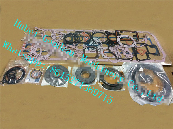Chongqing cummins L10 diesel engine lower gasket kit 3803404
