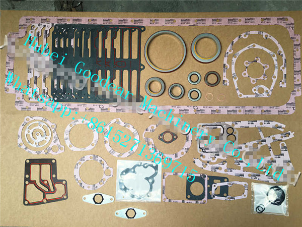 Chongqing cummins N14 diesel engine lower gasket kit 4025069