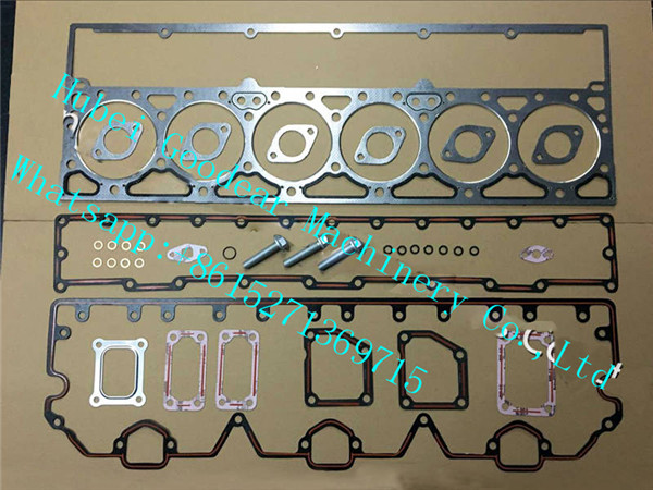 Chongqing cummins L10 diesel engine upper gasket kit 4025155