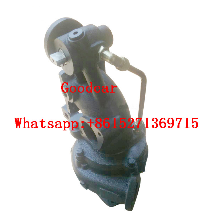 Chongqing cummins K19 diesel engine water pump 3017471