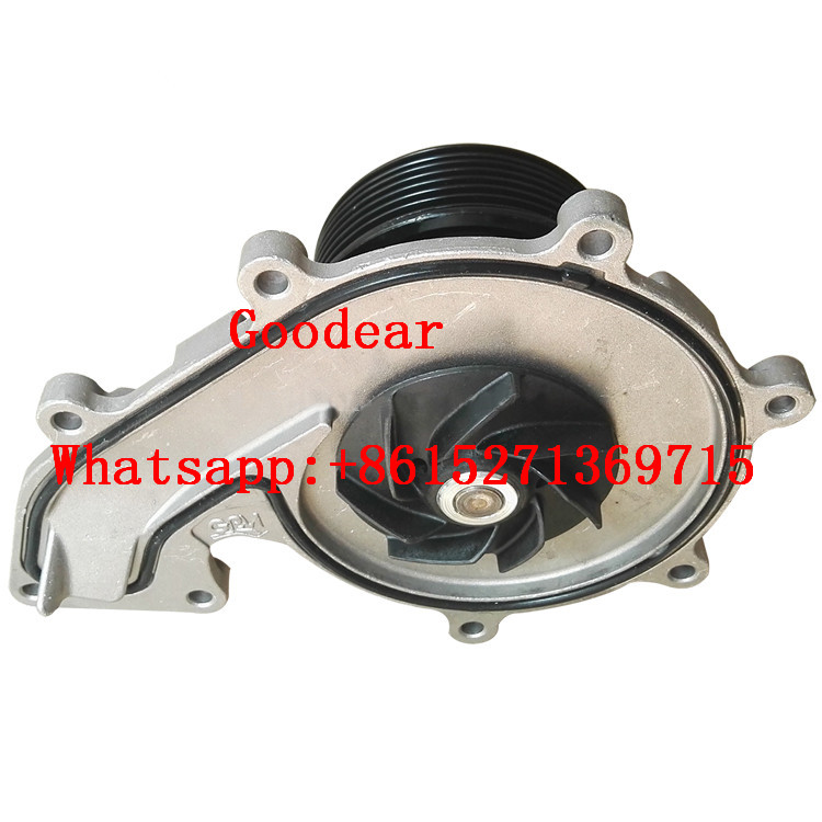 Foton cummins ISF3.8 diesel engine water pump 5257960/5263374
