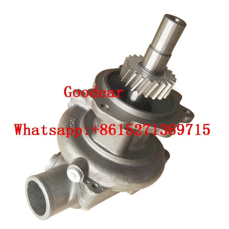 Xi'an cummins M11 diesel engine water pump 4972853/4965430