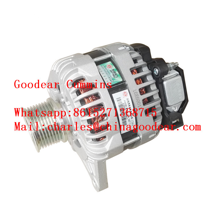 Dongfeng cummins ISDE diesel engine alternator generator 4984043/5267512
