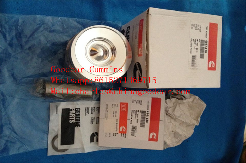 Dongfeng cummins QSB diesel engine piston 4955416/4941139 in stock