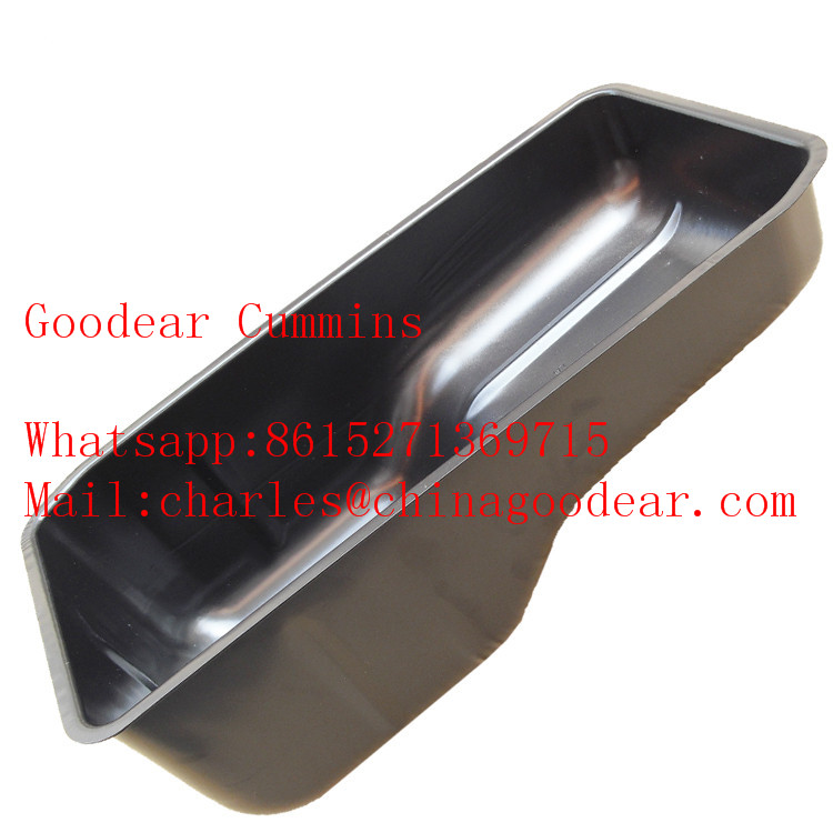 Dongfeng cummins ISDE diesel engine oil pan 2831342 for tianlong engine