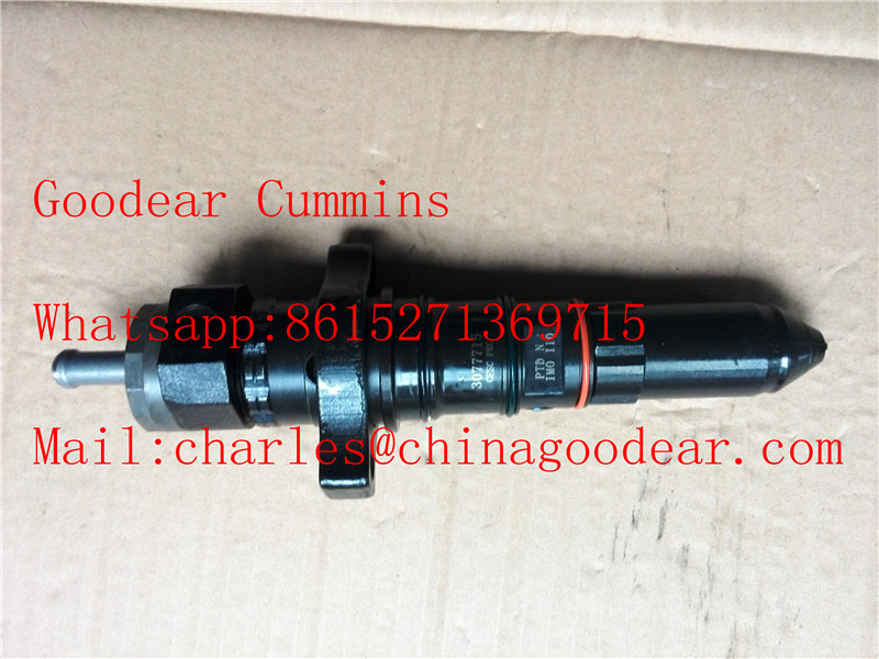Chongqing cummins k19 diesel engine fuel injector 3077715/3279847