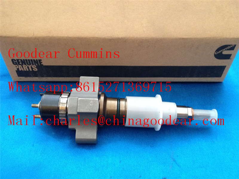 Dongfeng cummins isle diesel engine fuel injector 4307452/2872069