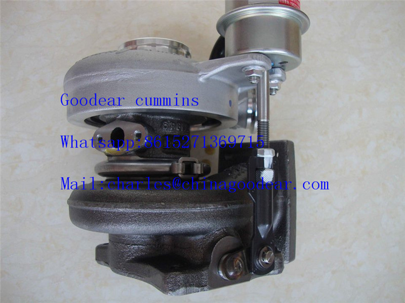 Foton cummins diesel engine turbocharger HE221W 3796165,3772742