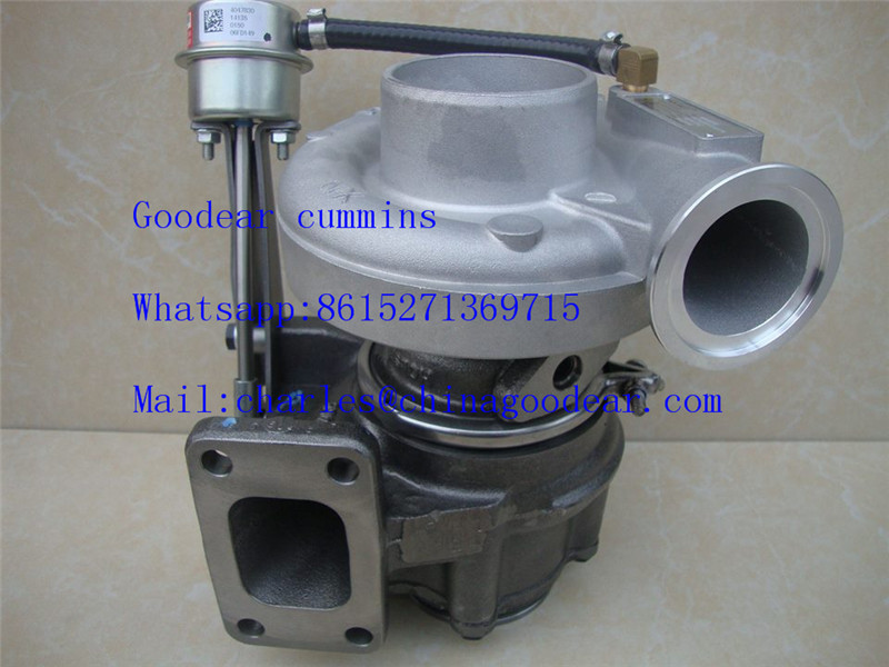 Dongfeng cummins 4bt diesel engine turbocharger 4040353,3592317