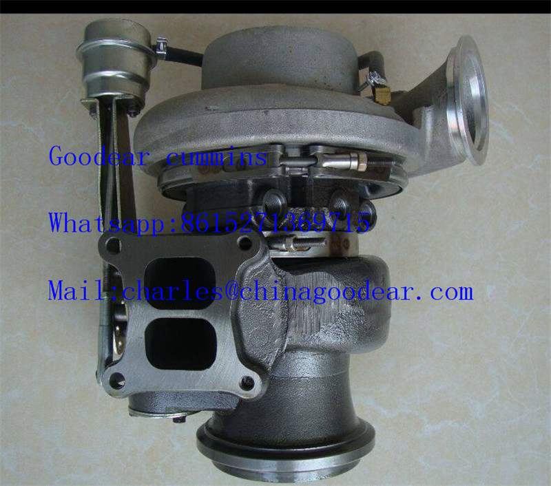 Xi'an Cummins M11 diesel engine HX55W turbocharger 4089862,4037629