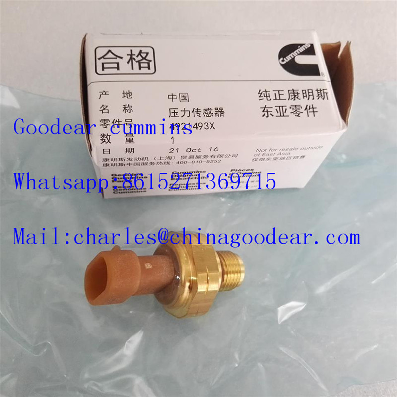 Xi'an cummins M11 diesel engine oil pressure sensor 4921493,3330141