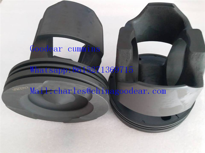 Chongqing cummins QSX15 diesel engine piston 4923747,4089588