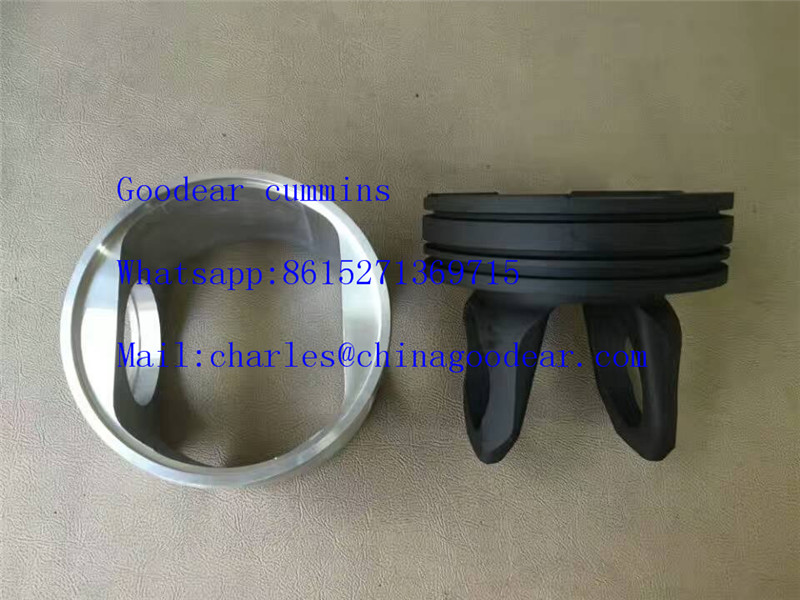 Xi'an cummins QSM11/ISM11 diesel engine piston 4952181,4955348