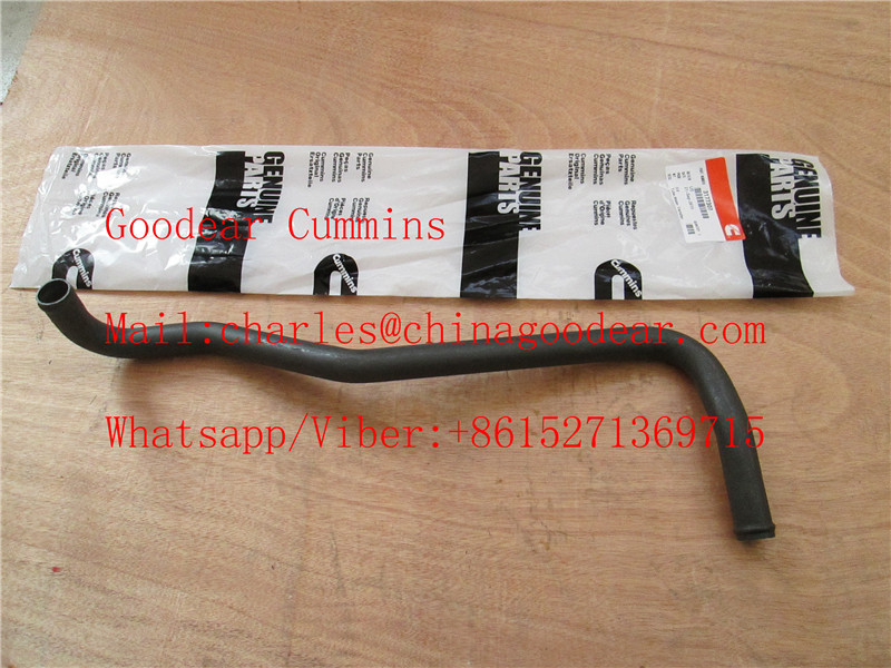 Chongqing cummins k38/k50 diesel engine water transfer tube 3177307