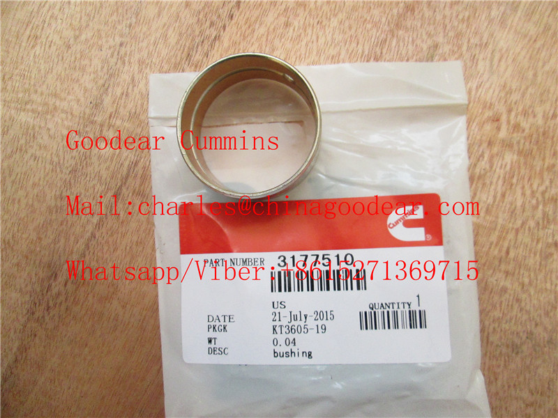 Chongqing cummins k38/k50 diesel engine bushing 3177510