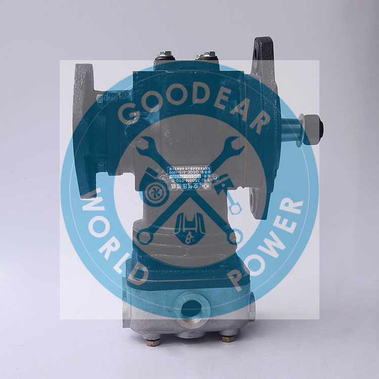 Dongfeng cummins EQB diesel engine air compressor 3509N-010-B