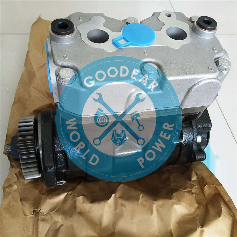 Dongfeng cummins ISBE diesel engine air compressor 3977147