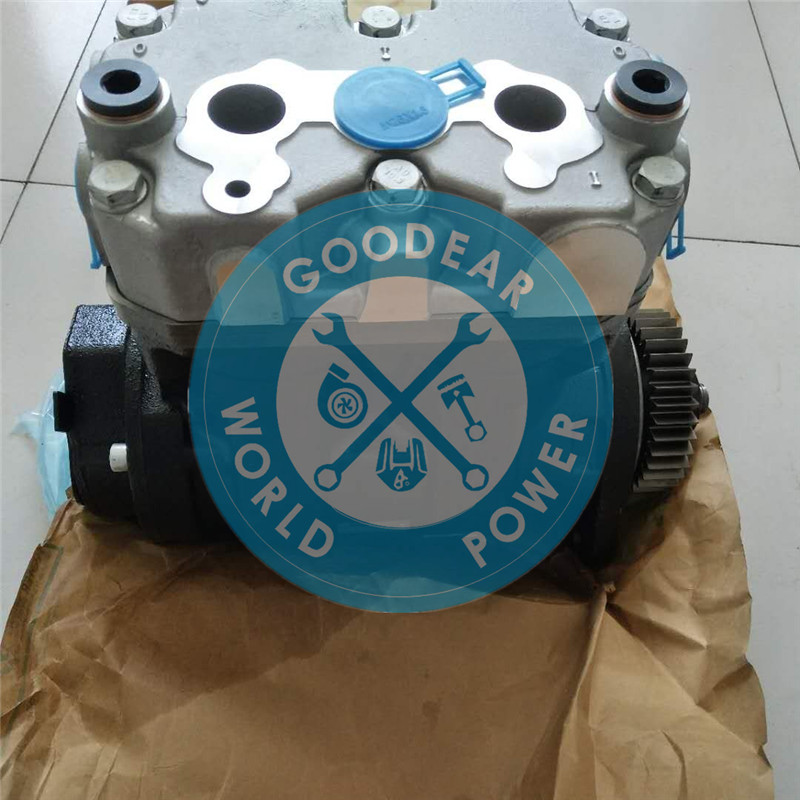 Dongfeng cummins ISBE diesel engine air compressor 5283655
