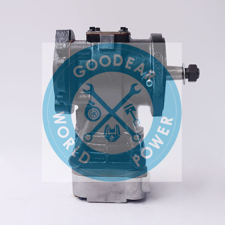Dongfeng cummins ISDE diesel engine air compressor 4988676