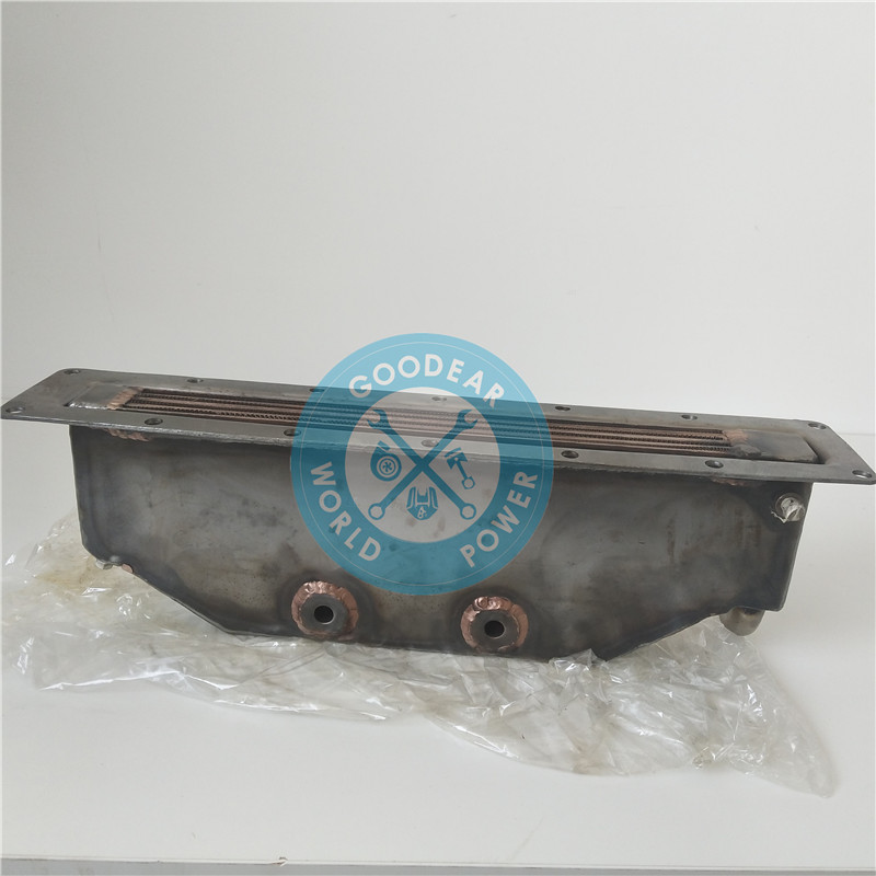 Dongfeng cummins 6bt5.9 diesel engine intercooler 3928503