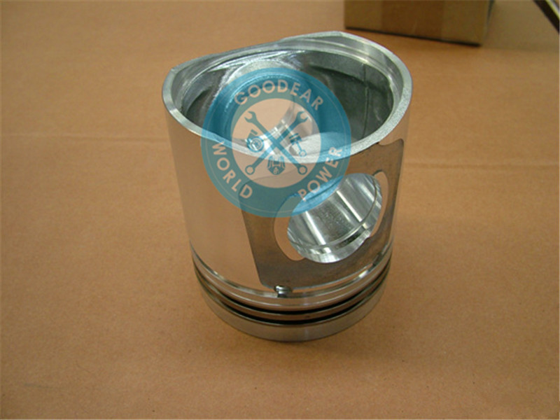 Dongfeng cummins 6CT diesel engine piston 3925878