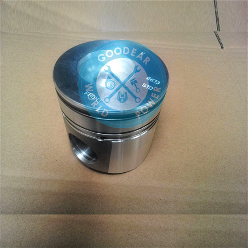 Dongfeng cummins 6bt komatsu 6d102 diesel engine piston 3928673