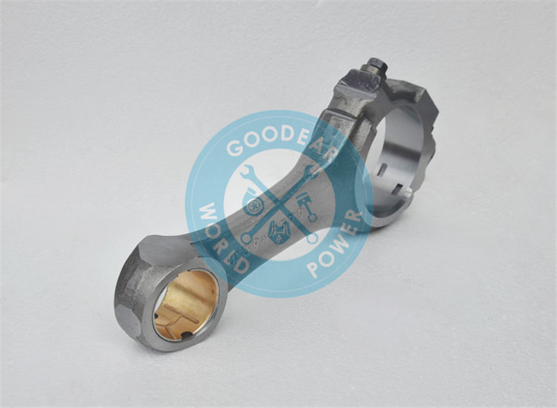Dongfeng cummins 6bt diesel engine connecting rod 3942581