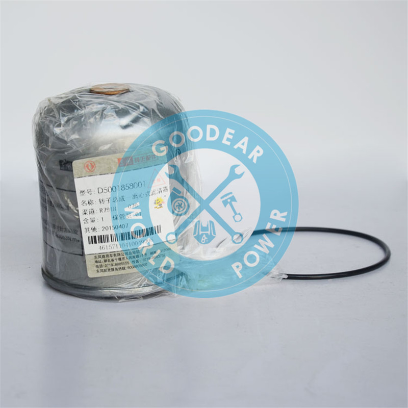 Dongfeng renault DCi11 diesel engine oil filter D5001858001
