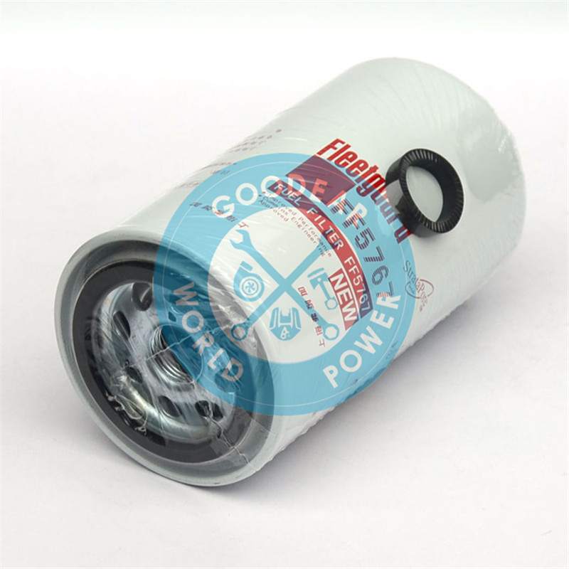 Dongfeng cummins diesel engine fleetguard fuel filter FF5767 5301448