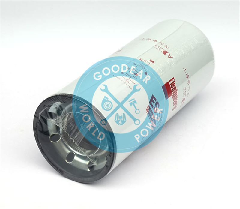 Dongfeng cummins ISLE diesel engine fleetguard oil filter LF9009 3401544