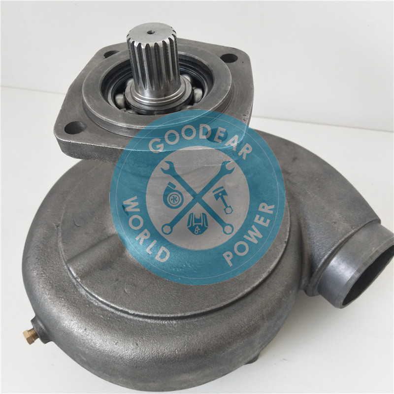 Chongqing cummins K38 diesel engine water pump 3634029