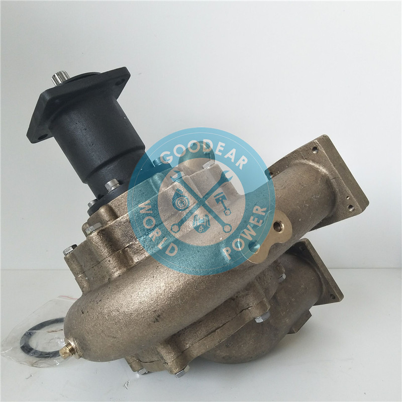Chongqing cummins k38 k50 sea water pump 3393018 4314820 4314522