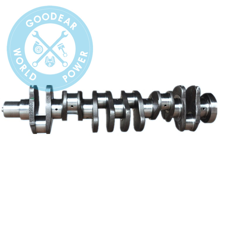 Dongfeng cummins 6bt diesel engine crankshaft 3907804 3929037